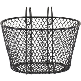 Red Cycling Products Front Basket Kids Kids black